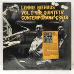 LENNIE NIEHAUS VOL.1:THE QUINTETS