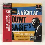 A NIGHT AT COUNT BASIE'S, FEATURING JOE WILLIAMS