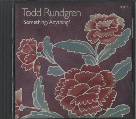 SOMETHING/ANYTHING?/TODD RUNDGREN TODD RUNDGREN 画像
