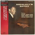 BRIGHT'S SPOT/RONNELL BRIGHT