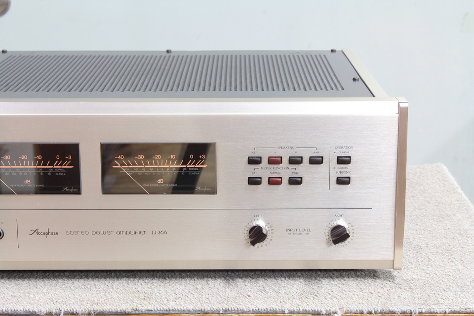 P-266 Accuphase 画像