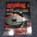 analog vol.34 2011 WINTER