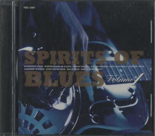 SPRITS OF BLUES V.A. 画像