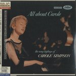 ALL ABOUT CAROLE/CAROLE SIMPSON