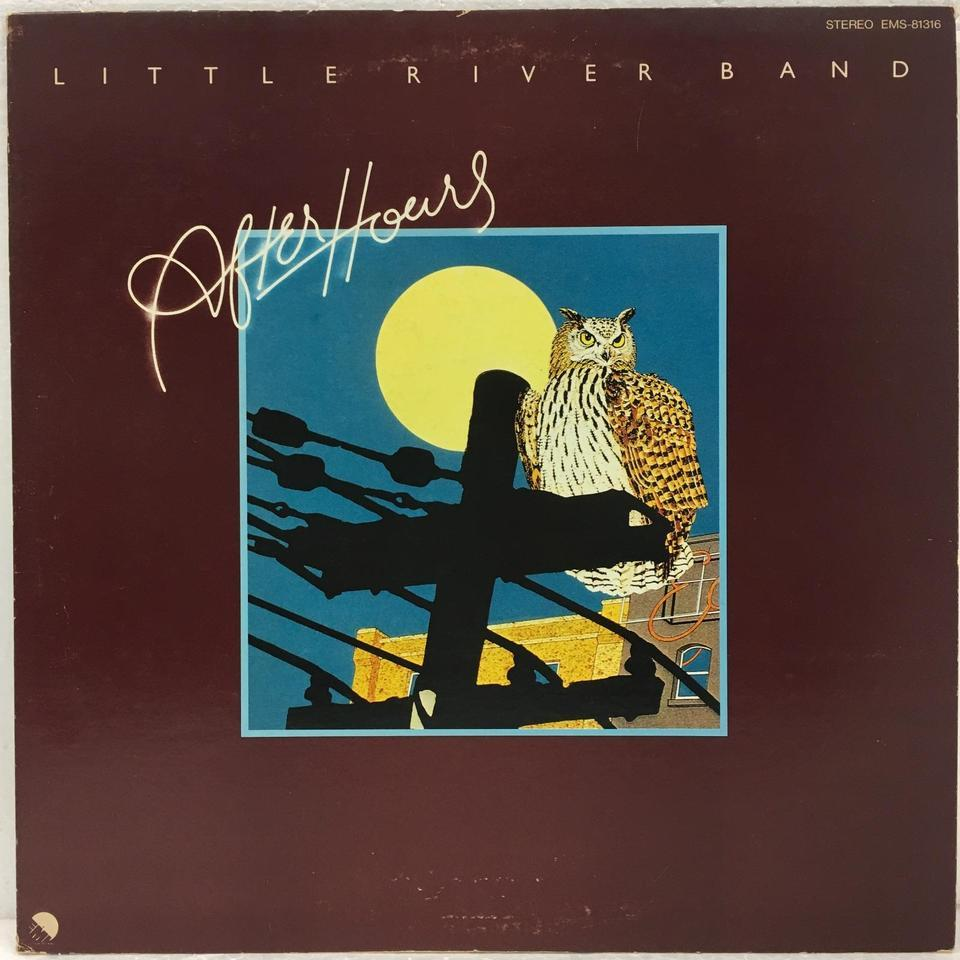 AFTER HOURS/LITTLE RIVER BAND  画像