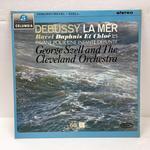 ドビュッシー:海/ラヴェル:バレエ音楽「ダフニスとクロエ」第2組曲、亡き王女のためのパヴァーヌ