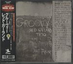 GROOVY/RED GARLAND