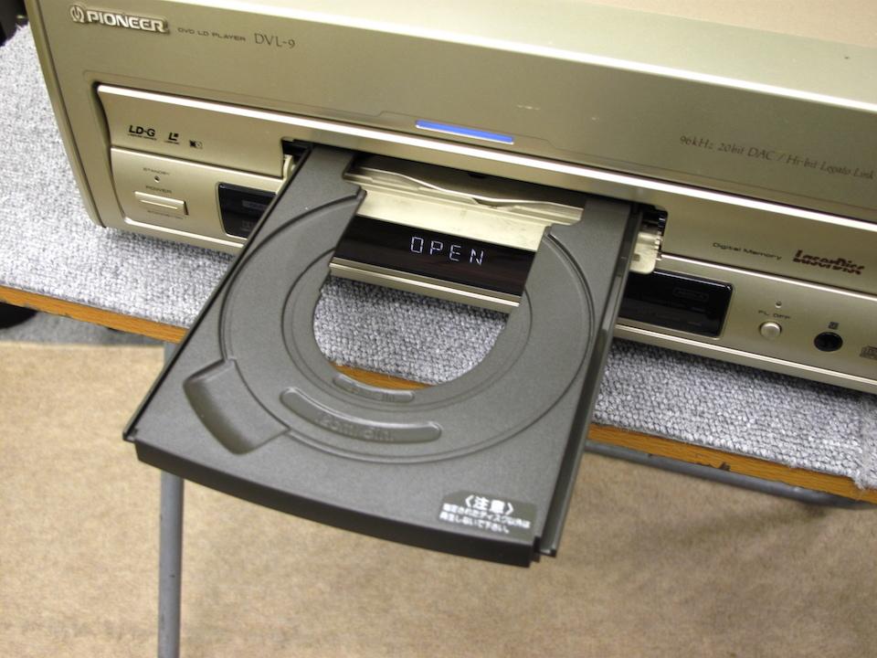 DVL-9 PIONEER 画像