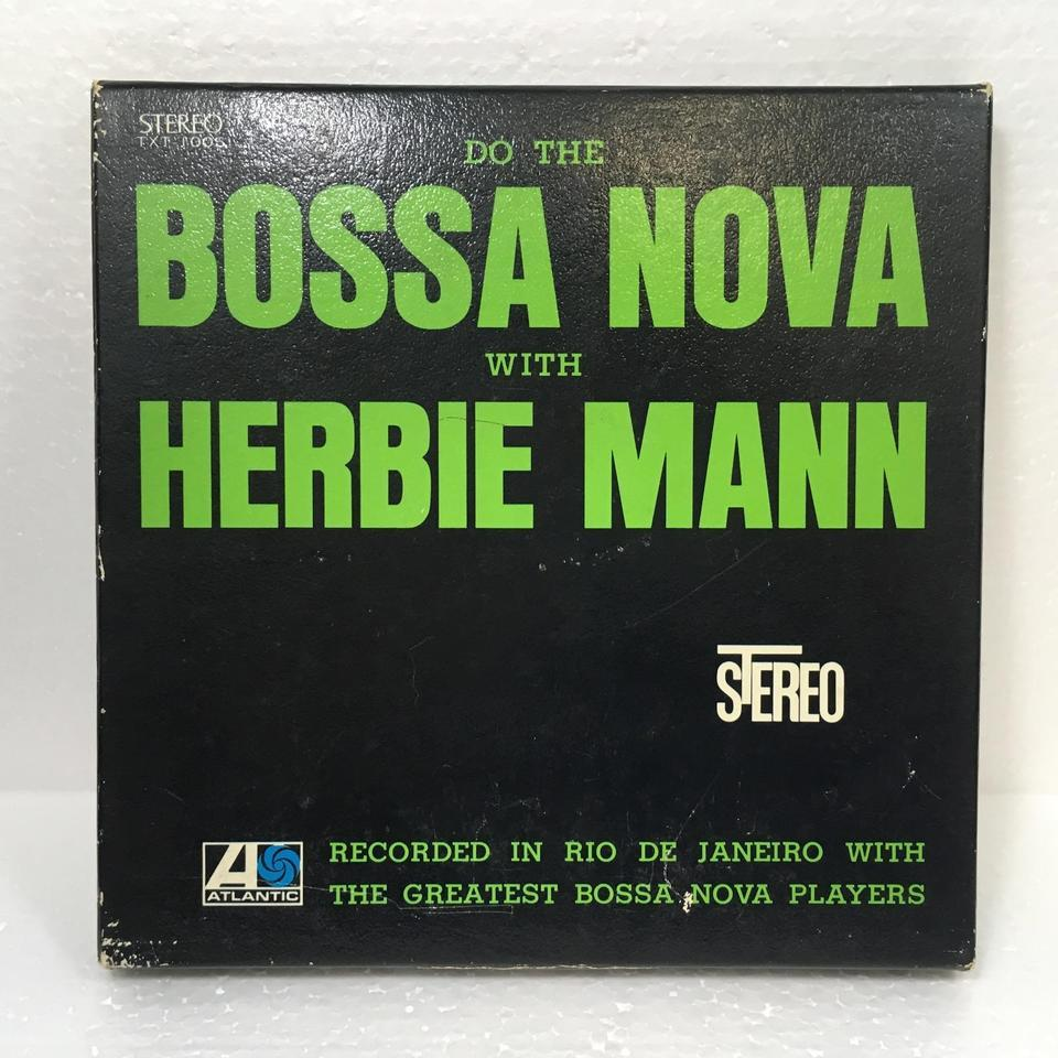 DO THE BOSSA NOVA WITH HERBIE MANN HERBIE MANN 画像