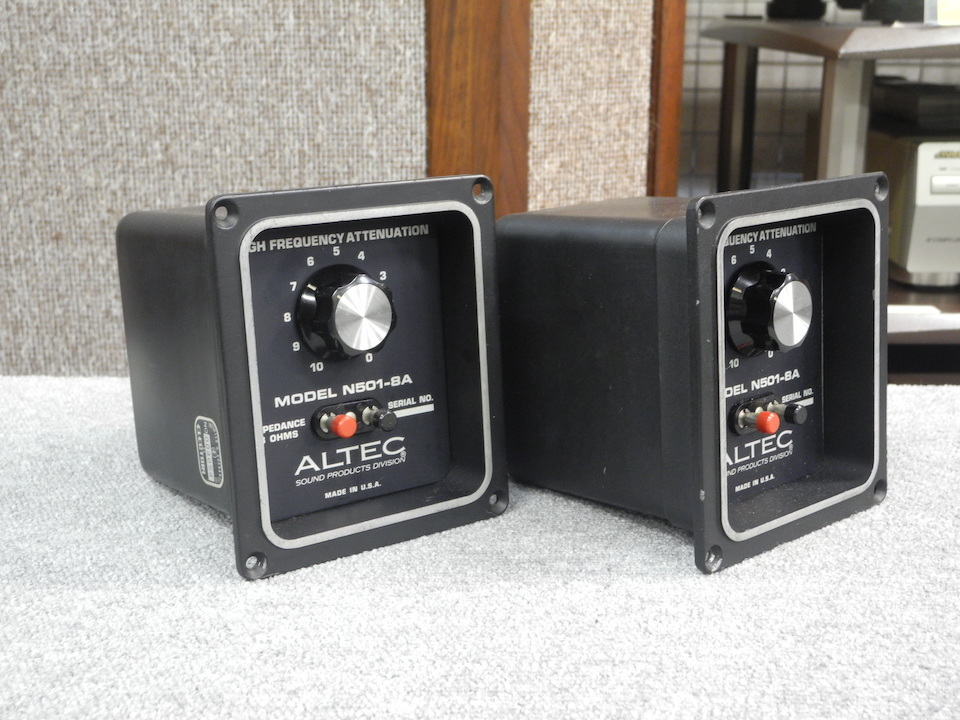N501-8A ALTEC 画像