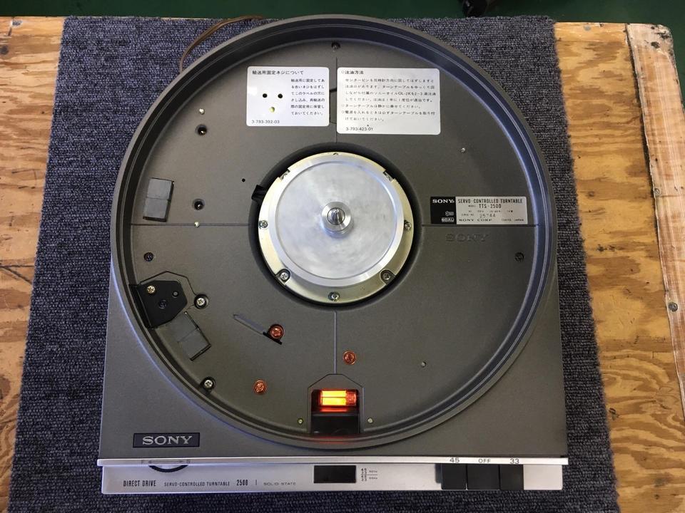 TTS-2500 SONY  画像