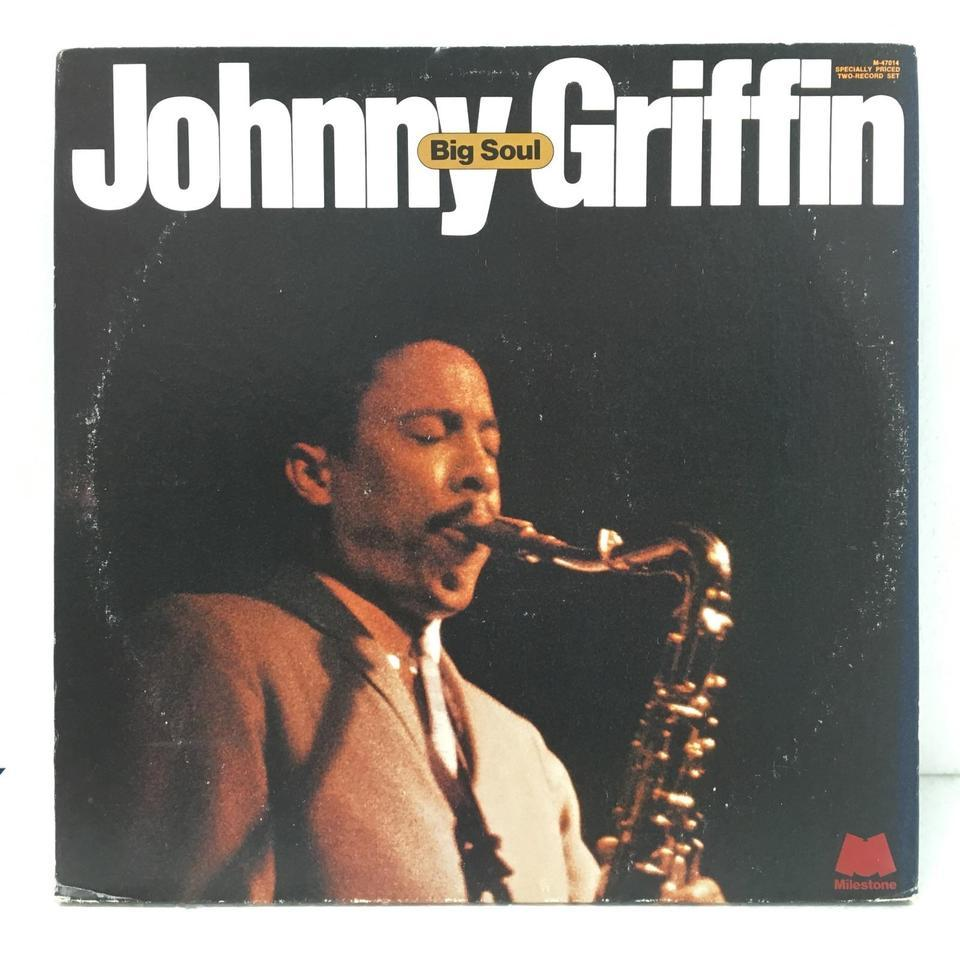 BIG SOUL/JOHNNY GRIFFIN JOHNNY GRIFFIN 画像