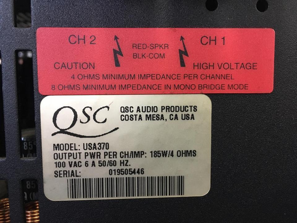 USA370 QSC 画像