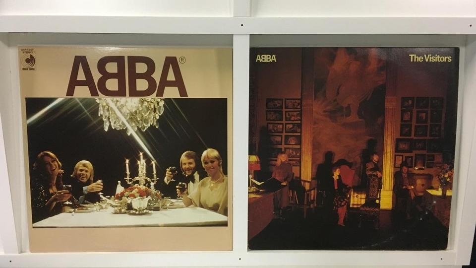 ABBA 6枚セット  画像