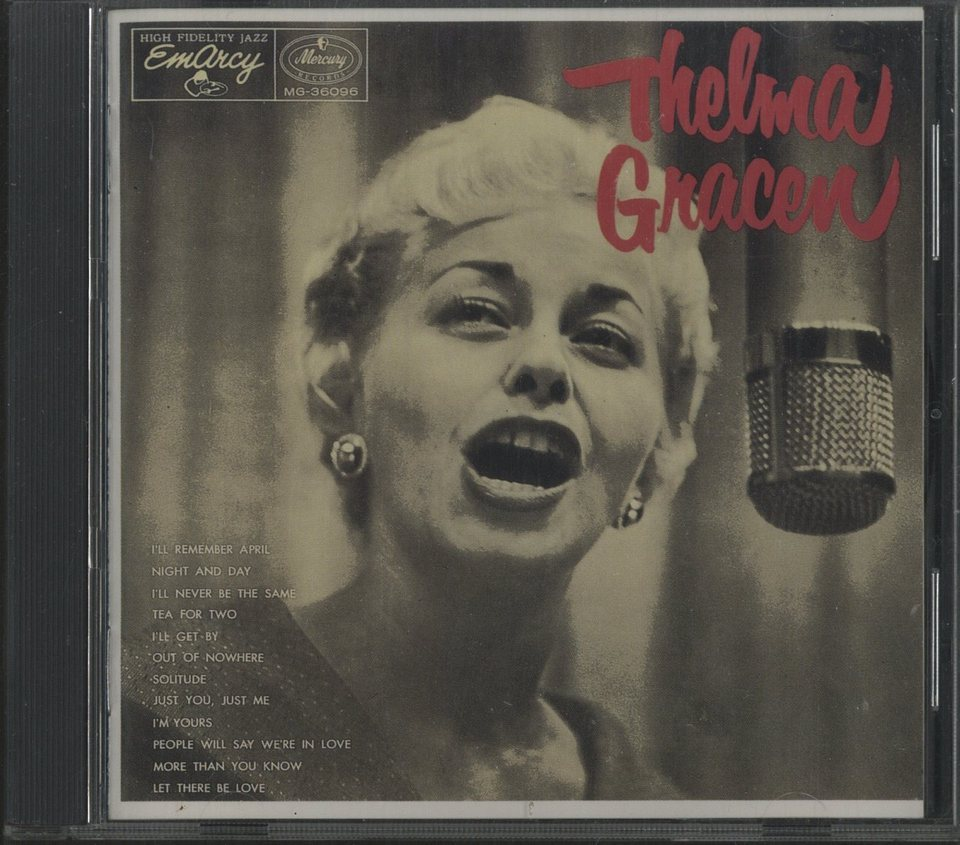 NIGHT AND DAY/THELMA GRACEN THELMA GRACEN 画像