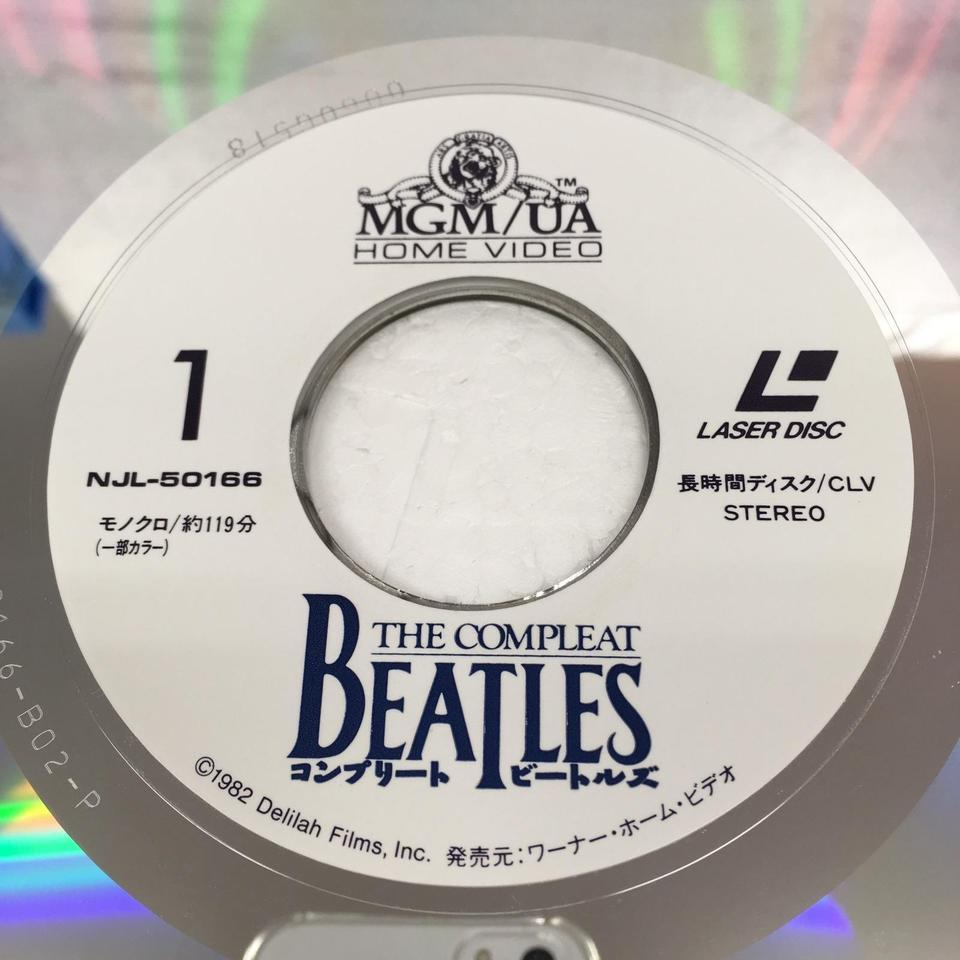 THE COMPLEAT BEATLES THE BEATLES 画像