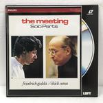 THE MEETING SOLO PARTS/CHCK COREA & FRIEDRICH GULDA
