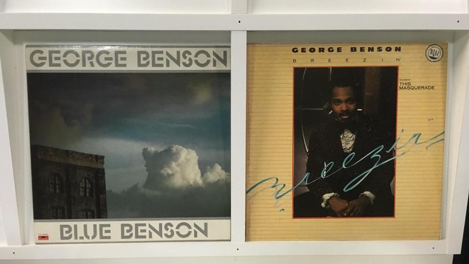 ジョージ・ベンソン 5枚セット  画像