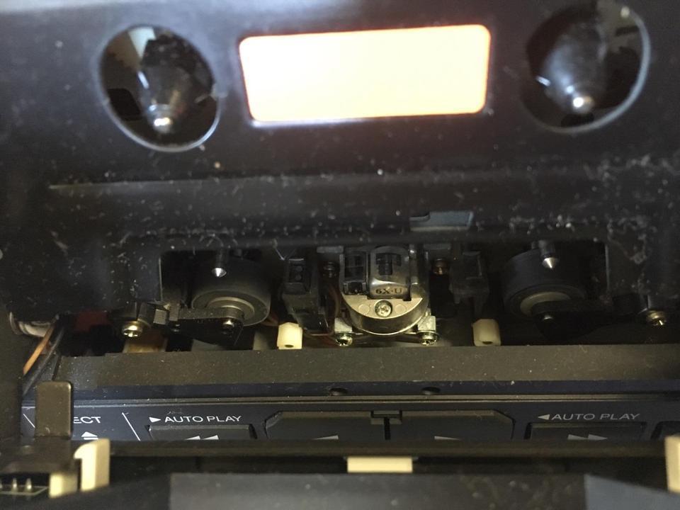 TC-WR730 SONY 画像