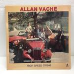 【未開封】HIGH SPEED SWING/ALLAN VACHE