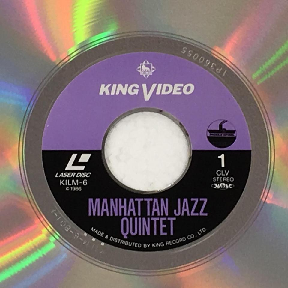 MANHATTAN JAZZ QUINTET MANHATTAN JAZZ QUINTET 画像