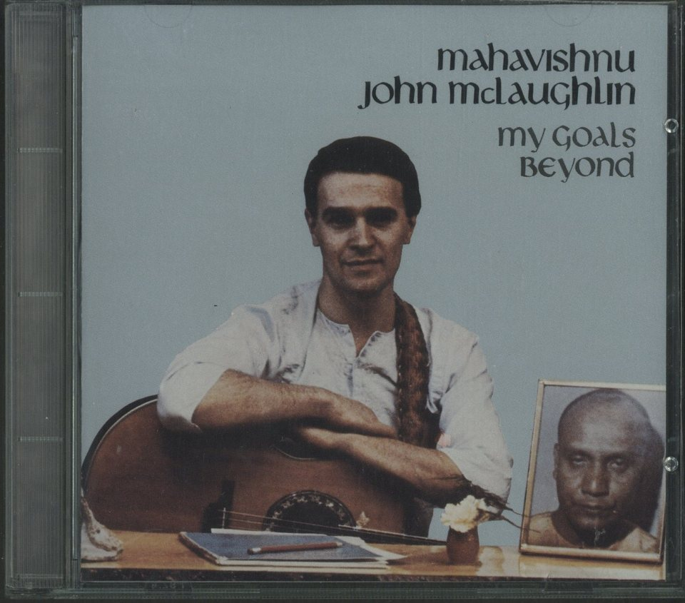 MY GOALS BEYOND/MAHAVISHUNU JOHN McLAUGHLIN MAHAVISHUNU JOHN McLAUGHLIN 画像