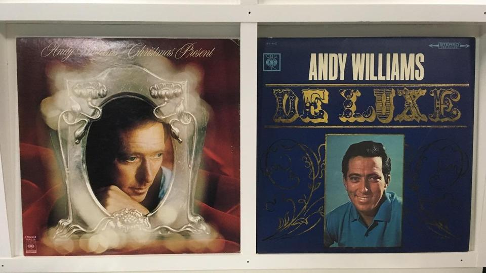 アンディ・ウィリアムス 6枚セット  画像