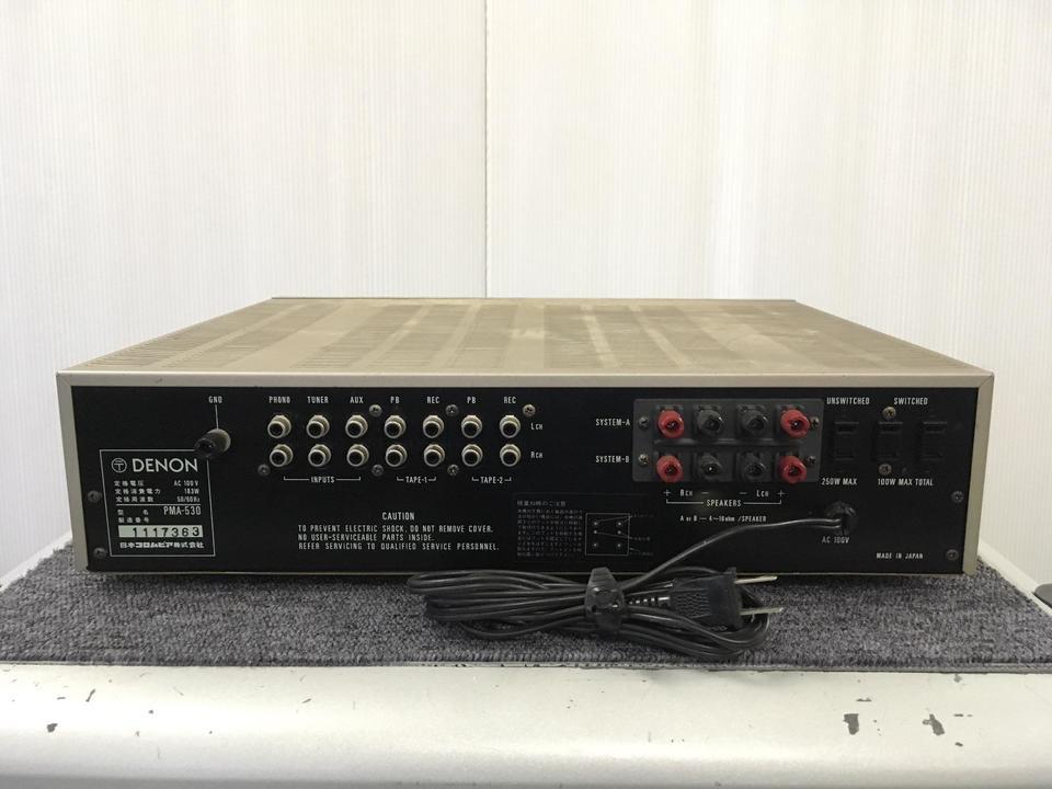 PMA-530 DENON 画像