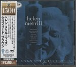 【未開封】HELEN MERRILL WITH CLIFFORD BROWN