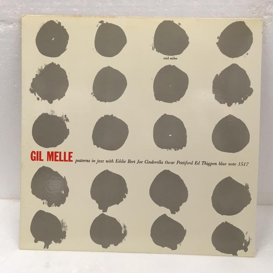 PATTERNS IN JAZZ/GIL MELLE