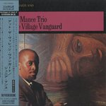 AT THE VILLAGE VANGUARD/JUNIOR MANCE