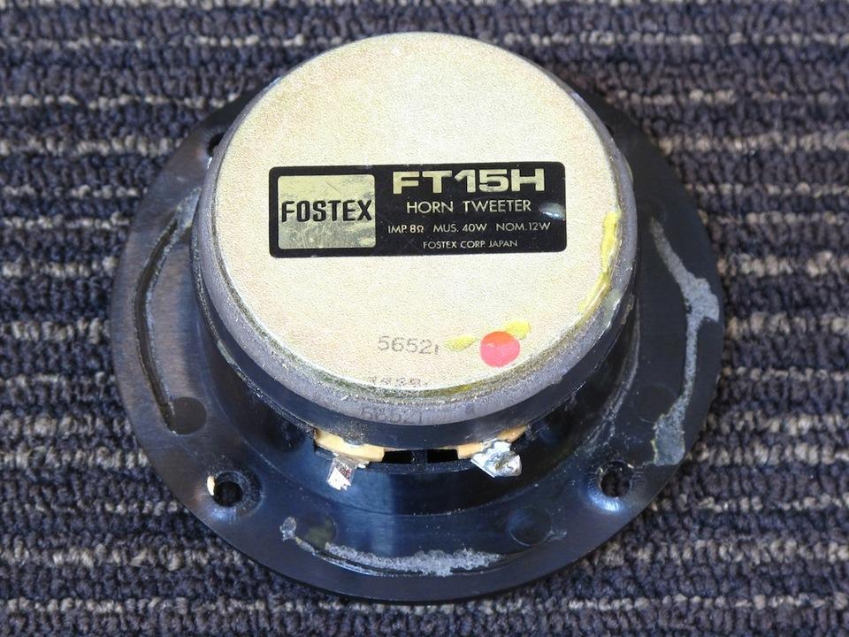FT15H FOSTEX 画像