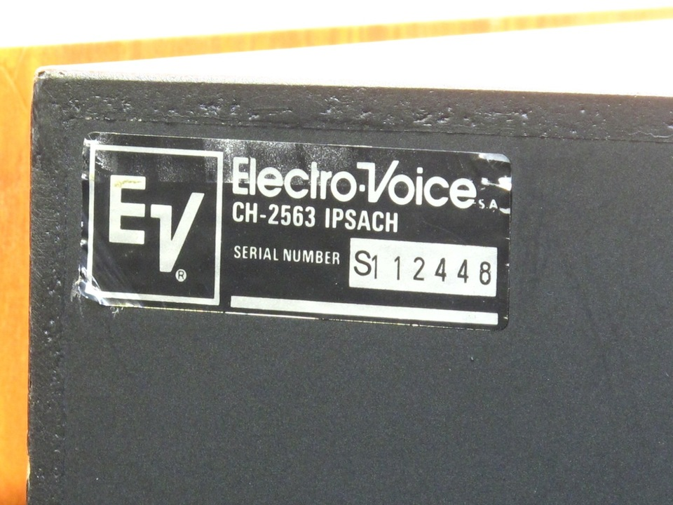 Georgian Electro Voice 画像