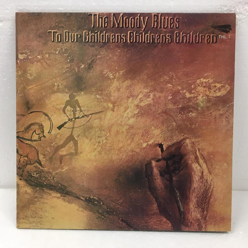 TO OUR CHILDREN'S CHILDREN'S CHILDREN/THE MOODY BLUES THE MOODY BLUES 画像