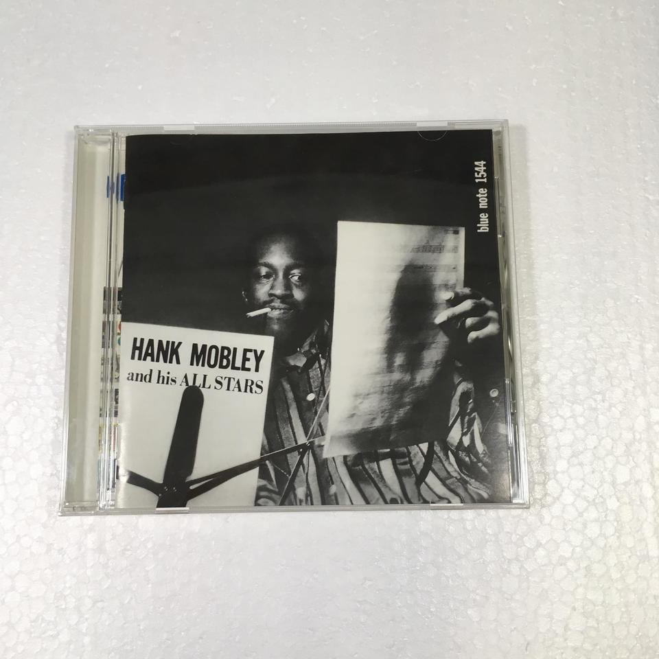 HANK MOBLEY AND HIS ALL STARS HANK MOBLEY 画像