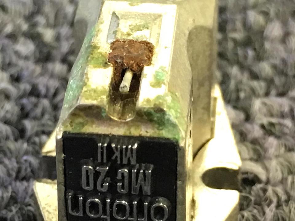 MC20mk2 ortofon 画像