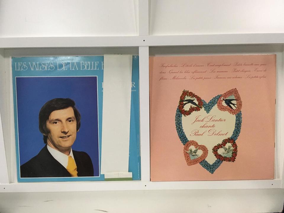 ジャック・ランティエ 4枚セット  画像