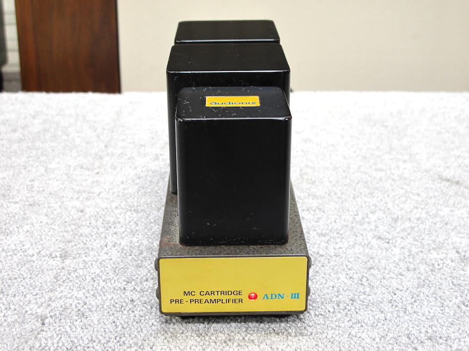 ADN-3 audionix 画像
