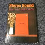 STEREO SOUND NO.029  1974 WINTER