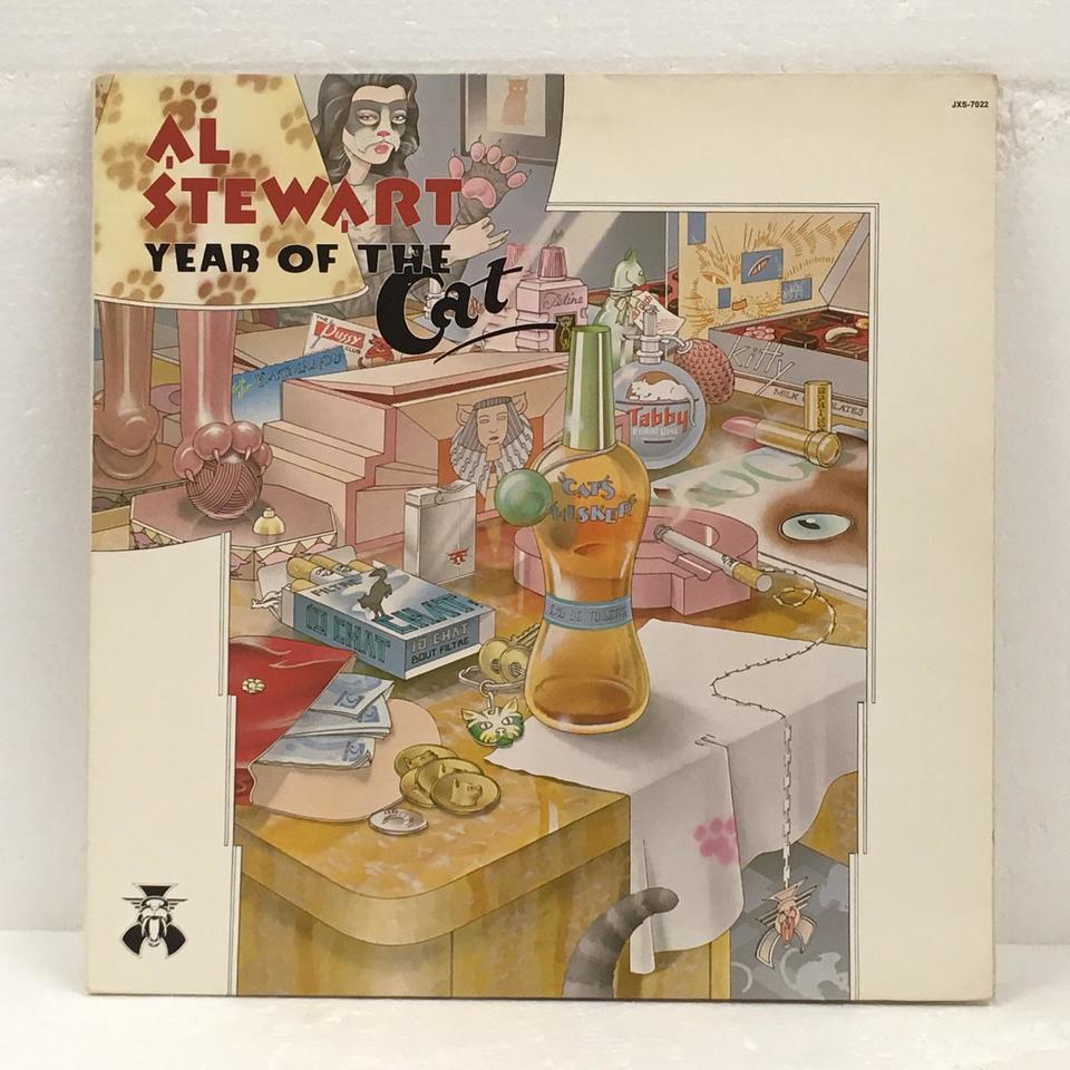 YEAR OF THE CAT/AL STEWART AL STEWART 画像