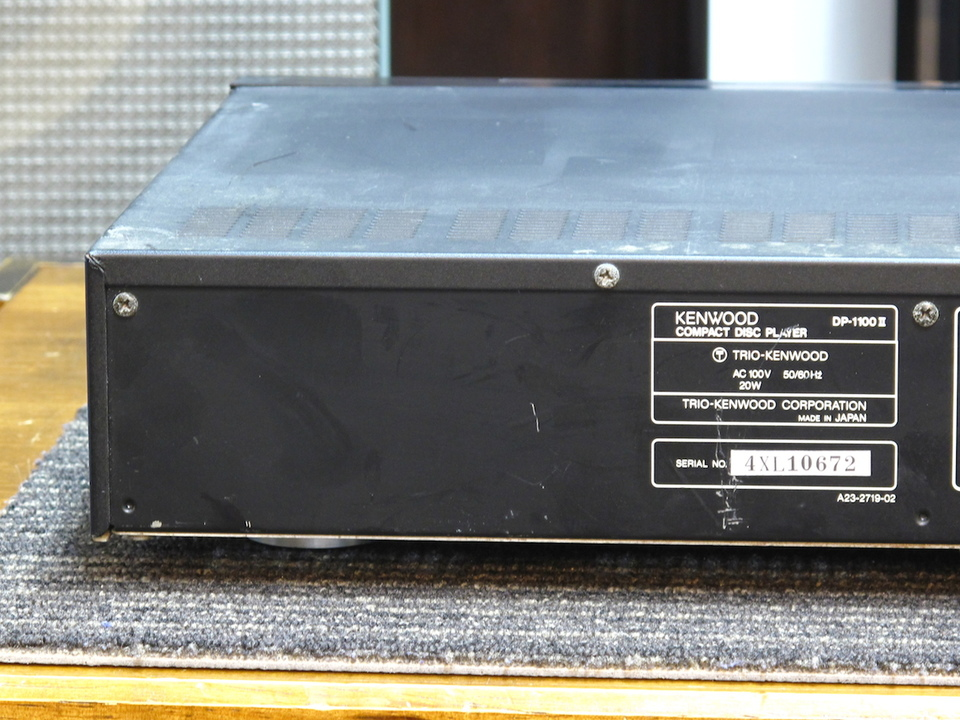 DP-1100/2 KENWOOD 画像