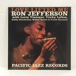 LOVE LIFTED ME/RON JEFFERSON