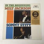 IN THE BEGINNING/MILT JACKSON SONNY STITT