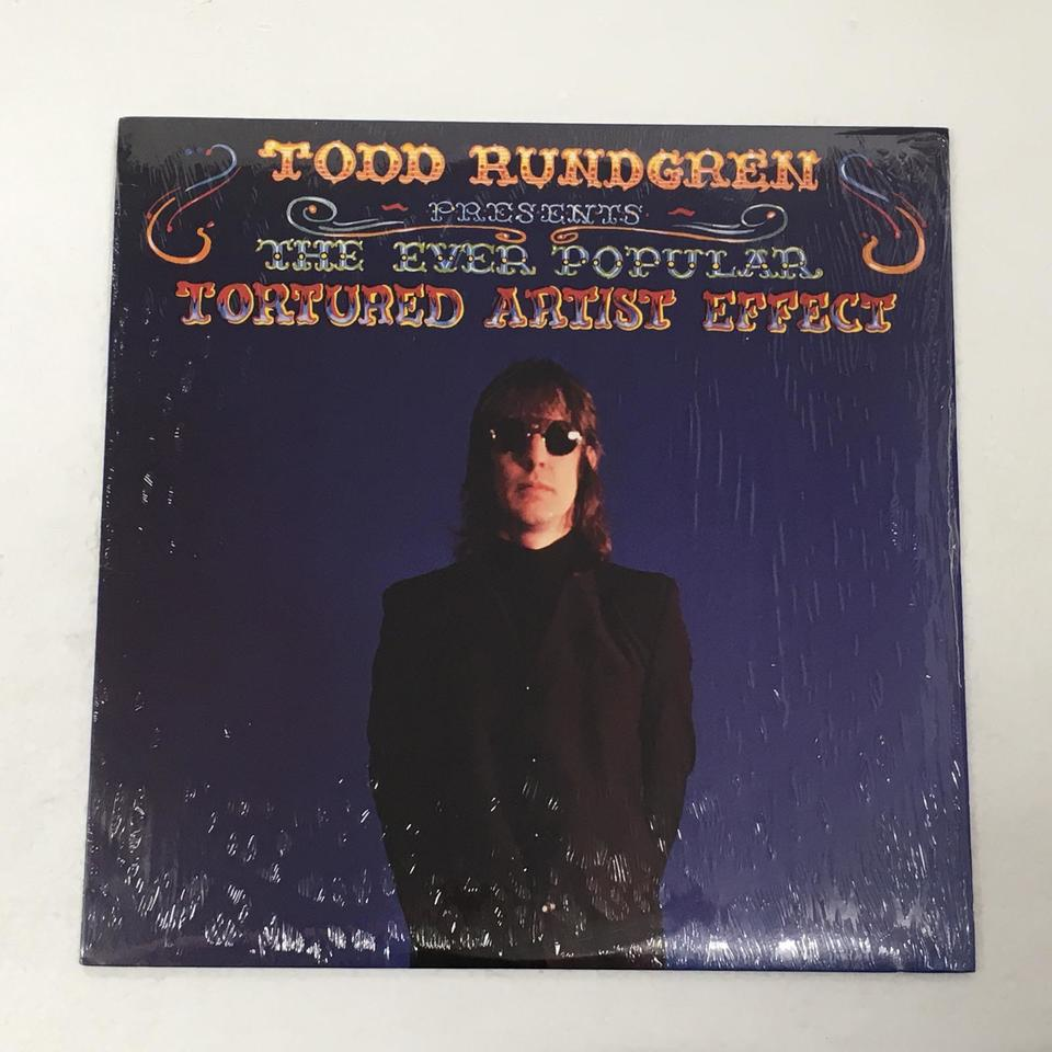 THE EVER POPULAR TORTURED ARTIST EFFECT/TODD RUNDGREN TODD RUNDGREN 画像