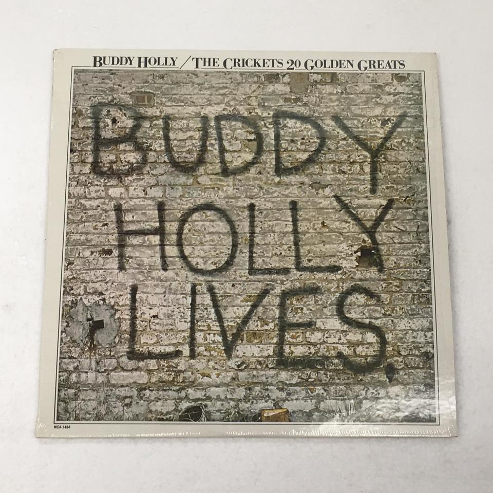 20 GOLDEN GREATS/BUDDY HOLLY BUDDY HOLLY 画像