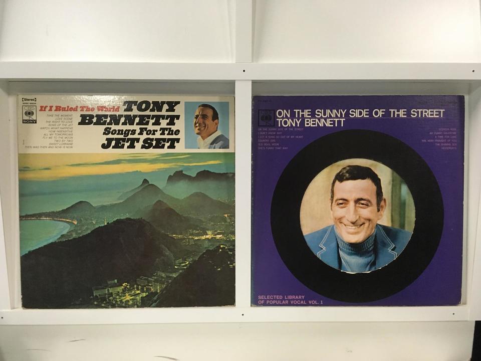 トニー・ベネット 4枚セット  画像