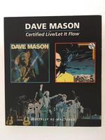 CERTIFIED LIVE/LET IT FLOW/DAVE MASON