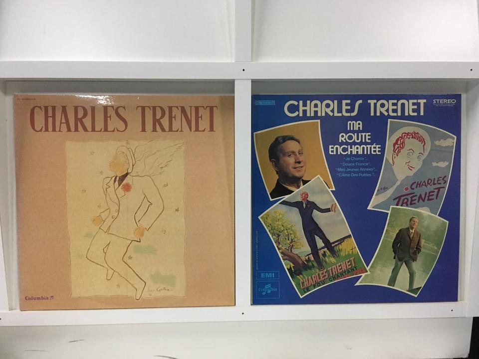 シャルル・トレネ 4枚セット  画像