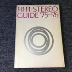 HI-FI STEREO GUIDE VOL.03 '75-'76