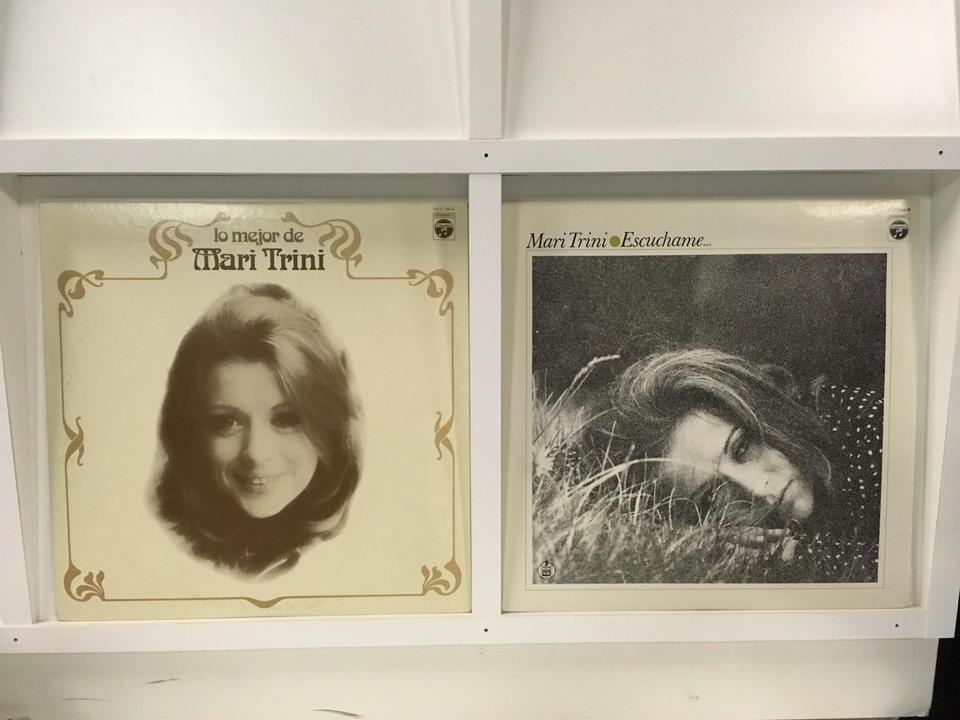 マリ・トリニ 4枚セット  画像